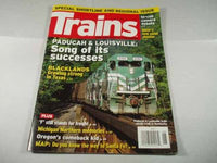 Trains Magazine - June 2014