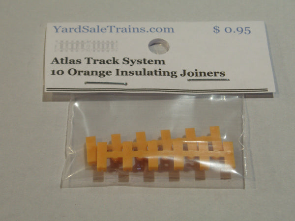 Atlas® Orange Plastic Rail Joiners