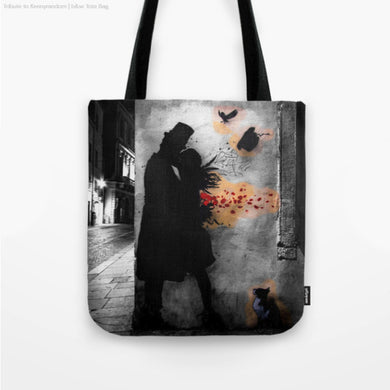 Art Tribute to Kennyrandom | Shopping Bag