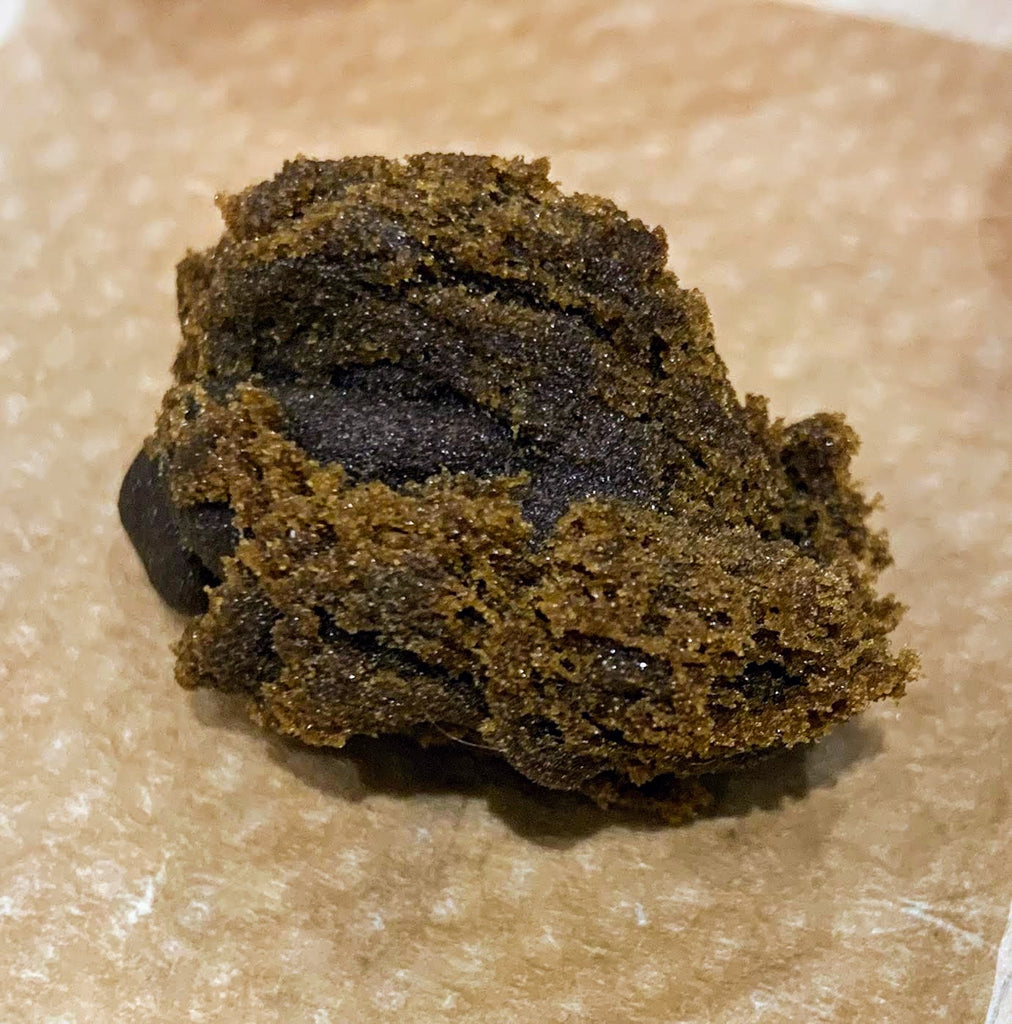 Afghani Style CBD Hash - 20% (5g packet) - The Good Budz