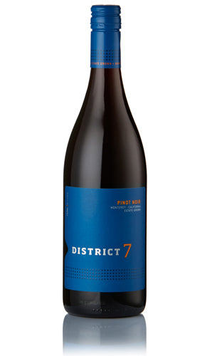 Scheid, Pinot Noir 'District 7', Monterey County, California, USA