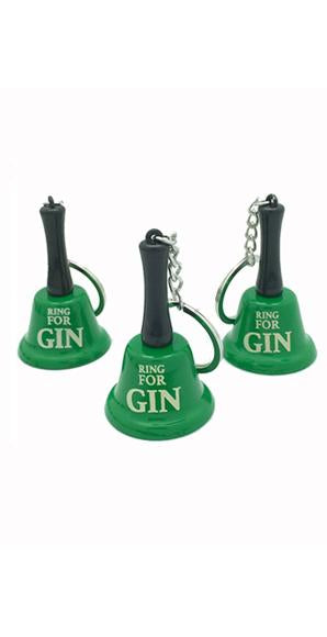 'Ring for Gin' Key Chain