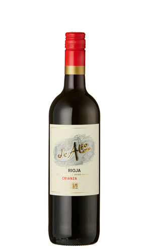 deAlto, Rioja Crianza, DOCa Rioja Spain
