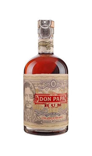 Don Papa 7 year-old Small Batch Rum, The Philippines