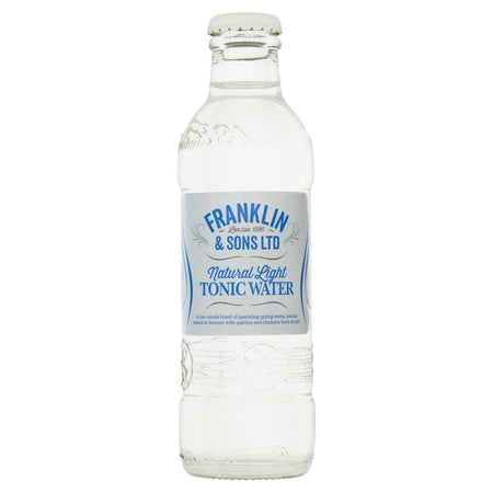 Franklin & Sons Natural Light Indian Tonic Water