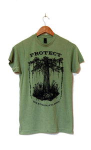 SAVE THE SWAMP tee *FUNDRAISER*