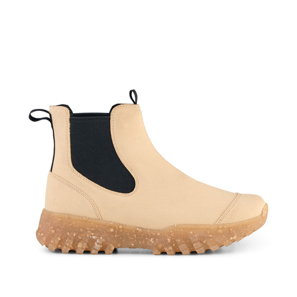 WODEN Magda Rubber Track Boot Boots 705 Beige