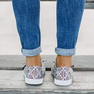 Betty's Zipper Sneakers