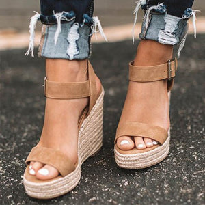 Reese's Casual Summer Sandals