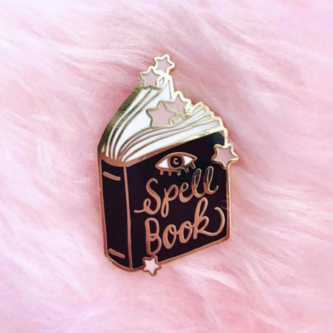 SpellBook pin - NS50