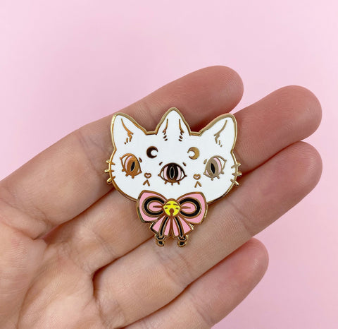 MagicalKitten pin - PINK (NS114)