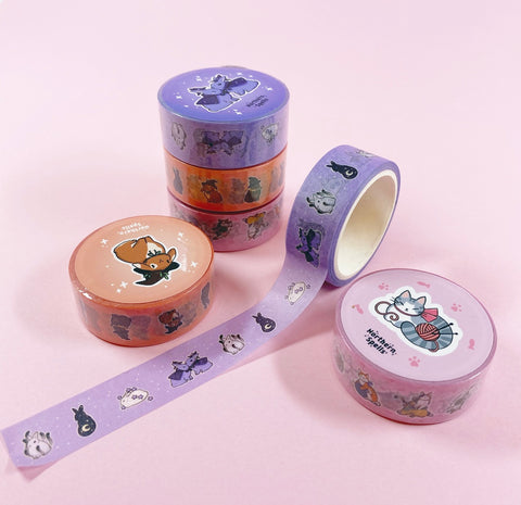 Washi TRIO - Animal gang (w13)