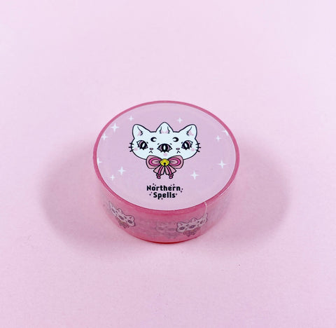 Washi Tape - Magical kitten (w4)