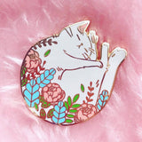 SleepyKitty pin - NS45