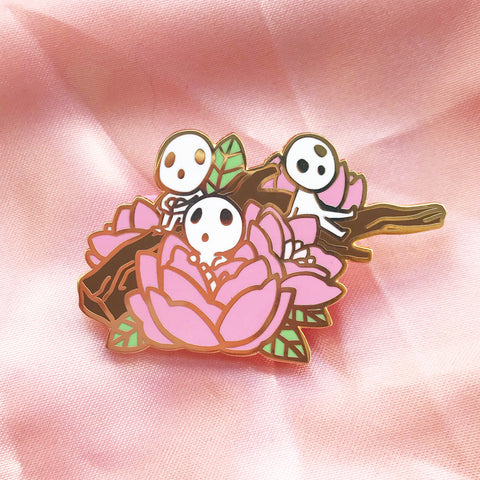 BloomingKodamas Pin  (NS06)
