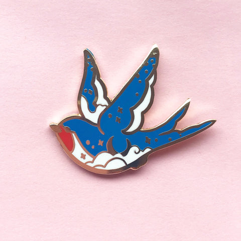 NightFlight pin  (NS36)