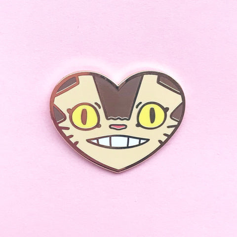 Lovely CatBus pin  (NS24)