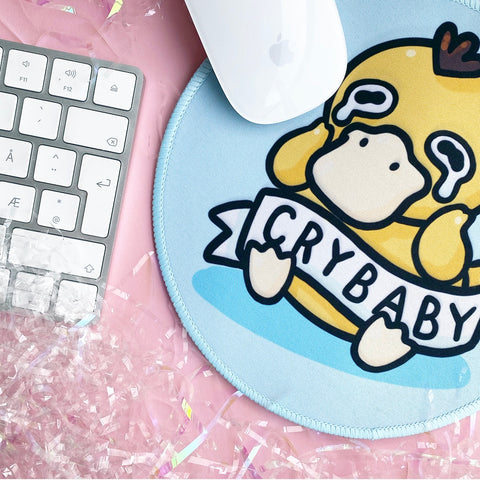Crybaby Mousepad  (AX01)