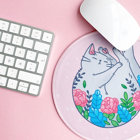 SleepyKitty Mousepad  (AX03)