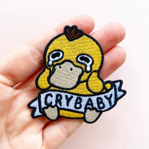 Crybaby patch (PA08)