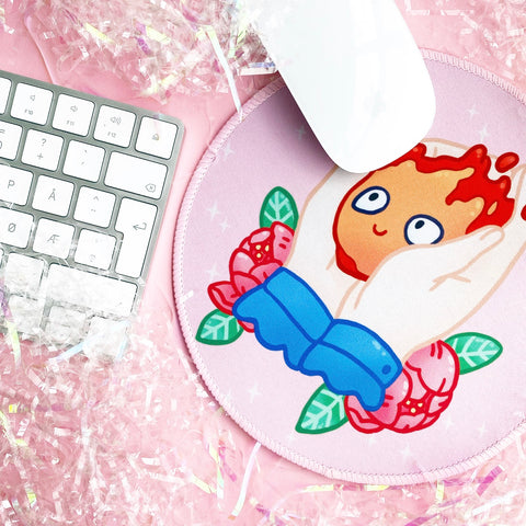 HappyCalcifer Mousepad  (AX04)