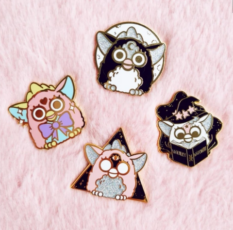 Furby pin bundle