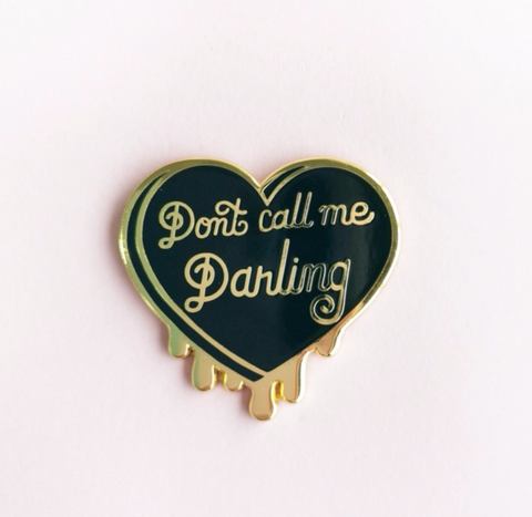 Don't call me Darling pin  (NS90)