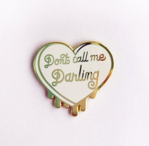 Don't call me Darling pin  (NS85)