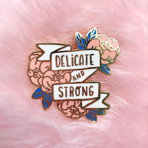 Delicate&Strong Pin -NS07