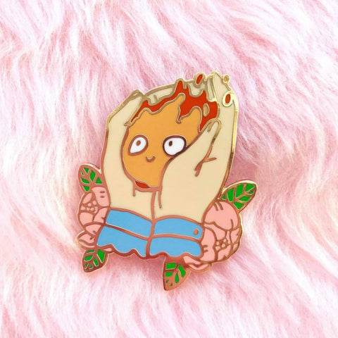 HappyCalcifer pin - NS17
