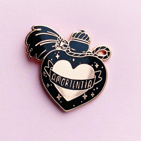 Amortentia Pin (Black) - NS02