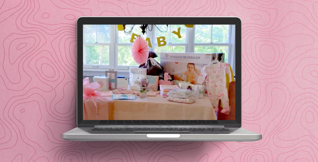 Virtual Baby Showers? Remote Dinner Parties? Here's what we learned...