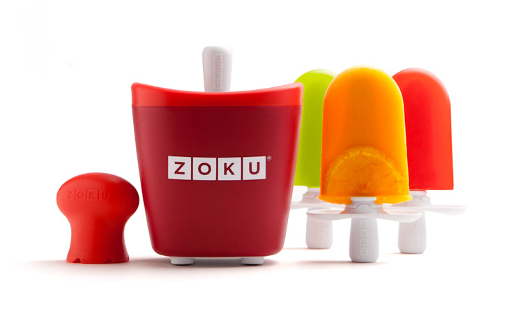 Zoku Single lg 2 Popsicles in MINUTES with Zoku Quick Pop Maker 59