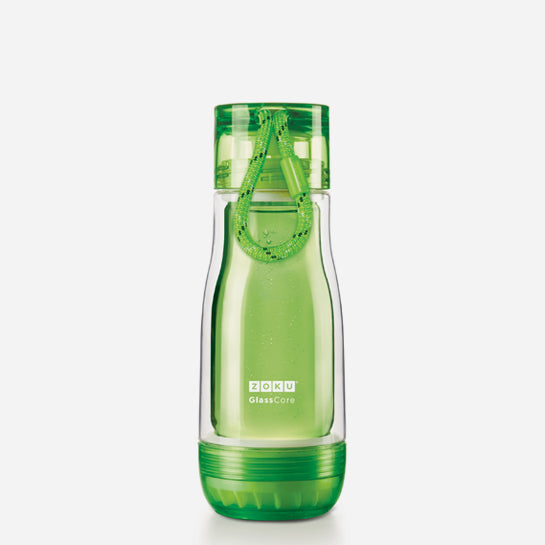 12oz Glass Core Bottle - Zoku