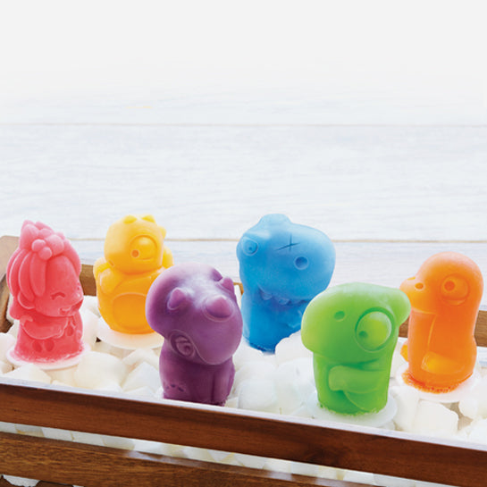 Dino Pop Molds - Zoku