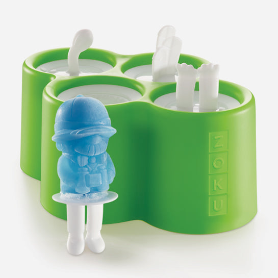 Safari Pop Molds - Zoku