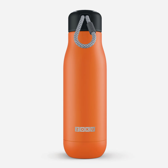18oz Stainless Steel Bottle - Zoku