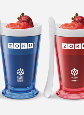 Set of 2 Slush & Shake Makers