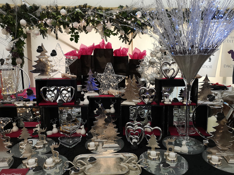 Christmas Fair at Highclere Castle, the home of Downton Abbey