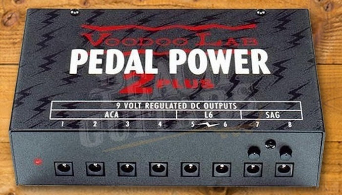 Voodoo Lab Power Pedal Supply 2 Plus (2021 Review)