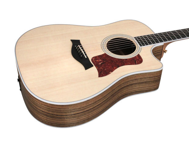 Taylor 410ce Dreadnought Best Acoustic Electric Guitar 2020