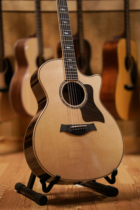 Taylor 814ce Grand Auditorium Cutaway Best Acoustic Electric Guitar 2020
