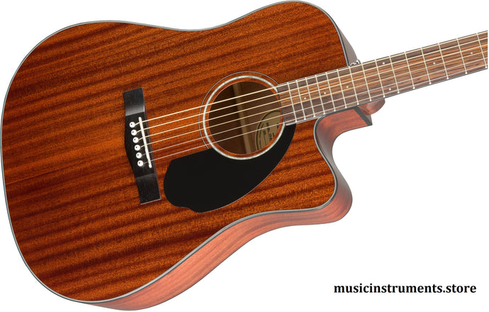 Fender CD-60SCE Acoustic Guitar Review 2020