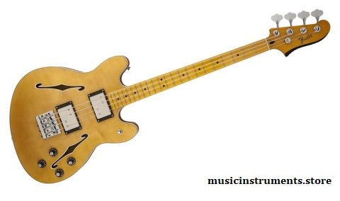 Fender Starcaster Bass Guitar Review 2020