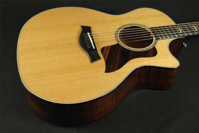 Taylor 614ce Grand Auditorium Best Acoustic Electric Guitar 2020