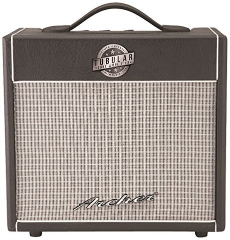 Archer TUBULARBK Tubular 5-Watt Guitar Combo Amplifier review 2020