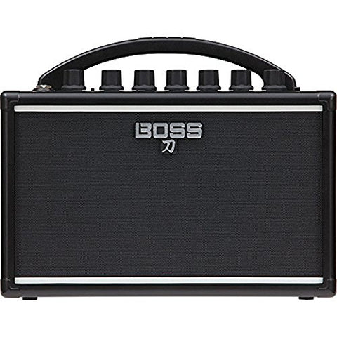 Boss Katana Mini Battery review 2020