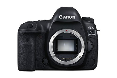 Canon EOS 5D Mark IV Full Frame Digital SLR for Music Videos review 2020