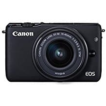 Canon EOS M10 Mirrorless Camera Kit with EF-M 15-45mm Image Stabilization STM Lens Kit review 2020