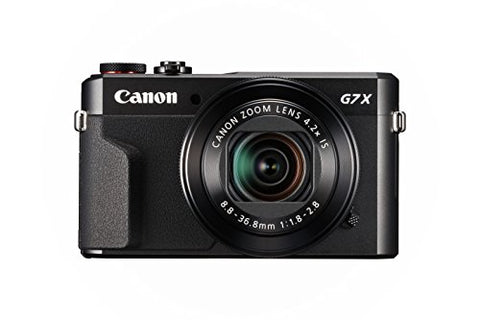 Canon PowerShot G7 X Mark II review 2020
